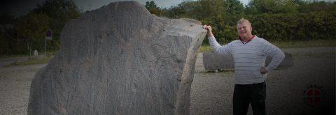 Dansk produceret af stenhuggermester