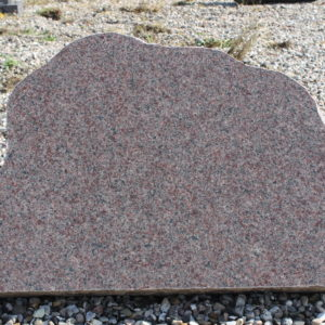 Stenshoppen.dk | Rød Bornholmer 53cm x 70cm
