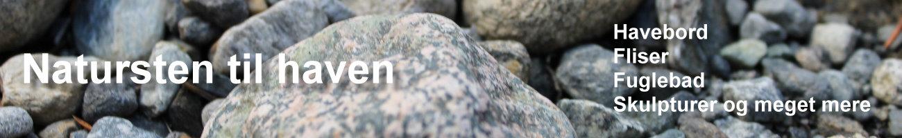 STENshoppen.dk | Natursten til haven